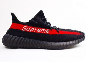 cd2028857f4 Supreme X Yeezy Boost 350 V2 Sneakers