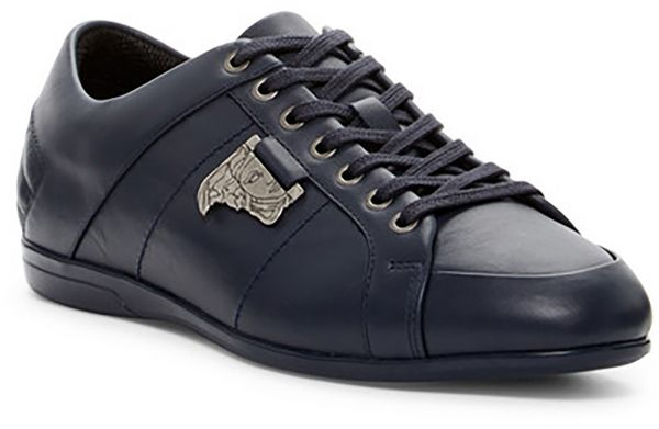 03edc1640 Versace Fashion Sneakers for Men - Blue