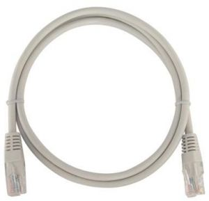ProLink UNSHIELDED CAT6A PATCH CORD W/ T568B WIRING, 3M, LSZH GRAY on