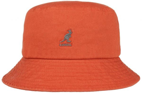 Kangol Men s Washed Cotton Bucket Hat b877618b55e
