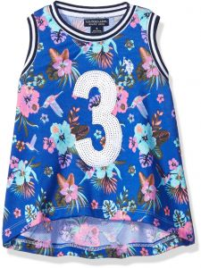 68c4b15463d27 U.S. Polo Assn. Little Girls  Hummingbird and Floral Print Mini Mesh Tank  Top