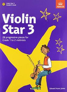 Violin Star 3 Students book with CD by Edward - Hardcover