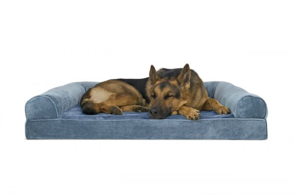 Furhaven Orthopedic Dog Couch Sofa Pet Bed For Dogs And Cats