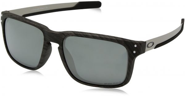 d48483d34d Oakley Men s Holbrook Mix Non-Polarized Iridium Rectangular Sunglasses