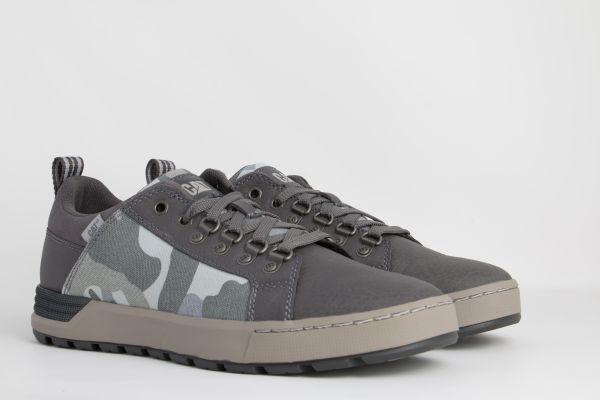 7b7342208d Caterpillar Shoes For Men - Grey Camo, 12 US | KSA | Souq