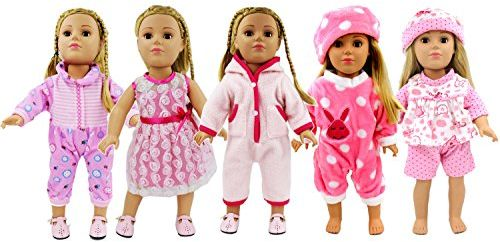 0a6a0501e 5 Lots Bitty Baby Doll Dress Clothes