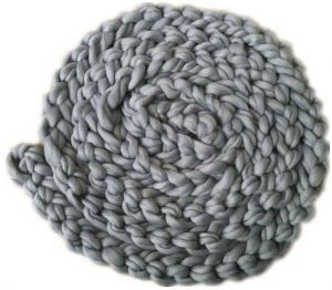 Sale On Chunky Knitted Blanket 250 Dii Saro Lifestyle Leisure Arts