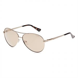 e101ea9c415 Guess Aviator Women s Sunglasses - GU7470 - 60-13-135 mm