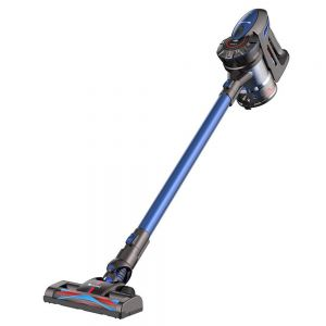 Proscenic P8 Cordless Stick Vacuum,Lightweight Cordless Vacuum Cleaner,Battery Rechargeable,Two Speeds Suction Power, Detachable Bagless Handheld Vacuum for Family and Car Cleaning