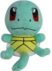 Pokemon go Squirtle Plush Doll Pocket Monsters stuffed toy