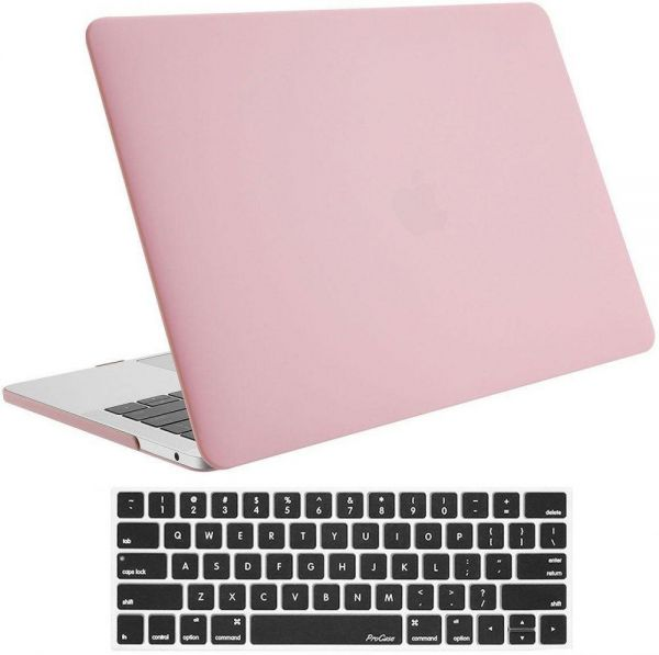 Pro 13 Case A1706/A1708 MacBook Pro ScretchProof Case Hard Case Shell Cover  and Keyboard Skin Cover With Keyboard Skin for Apple Macbook Pro 13 Inch