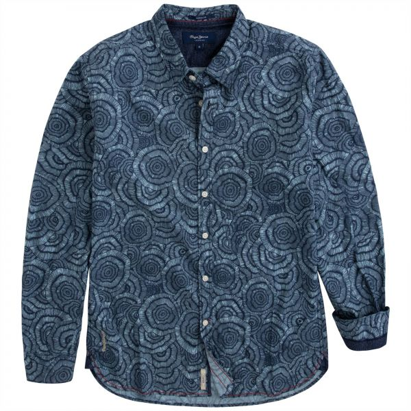 c9d2ebecf6a Pepe Jeans Shirt for Men - Blue