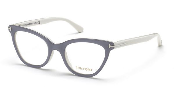 Tom Ford Tf 5271 Col. 020 Woman Pearl Wayfarer Optical Frame | Souq ...