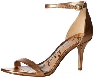 ce1898eeb382 Sam Edelman Women s Patti Heeled Sandal