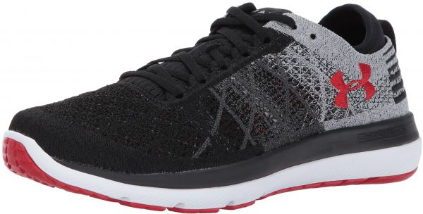 9d677c9c586 Under Armour Men s Threadborne Fortis 3 Running Shoes