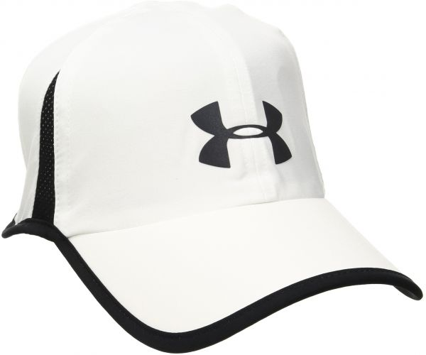 57ee030c398 Under Armour Men s Shadow 4.0 Run Cap white