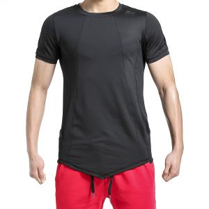 293a4ef0ecd BROKIG Men s Athletic Muscle Compression T Shirt Quick Dry Gym Workout Tops  Tee (S