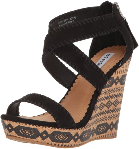 17bcb0bf893b Not Rated Women s Remi Wedge Sandal