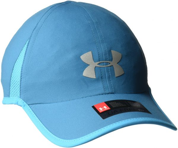 0f455a40208 Under Armour Men s Shadow 4.0 Run Cap blue