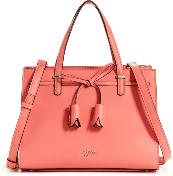 Guess Bag For Women Peach Tote Bags