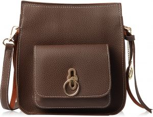 5976dfe1c7fa Sale on crossbody bag brown leather 11757788