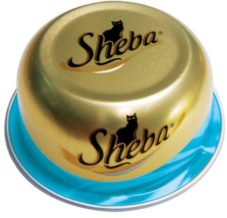 Sheba Tuna Cat Food