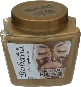 Bobana Natural Mud Scrub For Face And Body 300 Gm Souq Uae