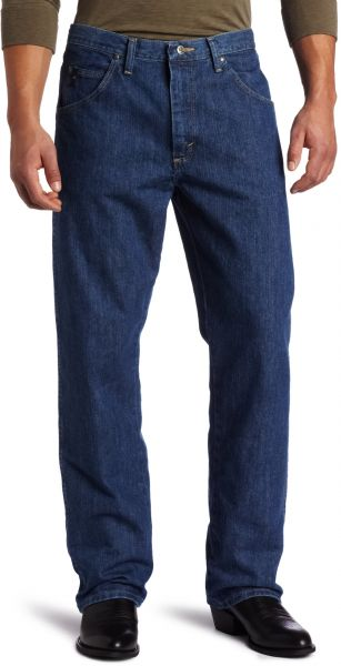64c08b19 Wrangler Men's 20X No. 23 Relaxed Fit Jean,Vintage Blue,33x36. by Wrangler,  Pants - 100 ratings