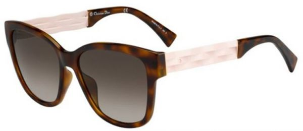 c2f0cdb7c84 Christian Dior Sunglasses Square For Women - Brown