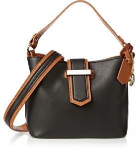 Valencia Bag For Women,Black - Shopper Bags