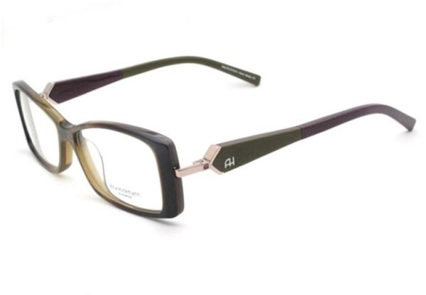 305f102e565d9 Ana Hickmann Glasses Frame ,For Unisex ,Acetate ,Brown ,6153-T13 ...