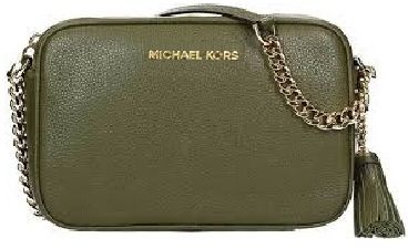 458606bd4358 Michael Kors Medium Ginny Crossbody Bag for Women