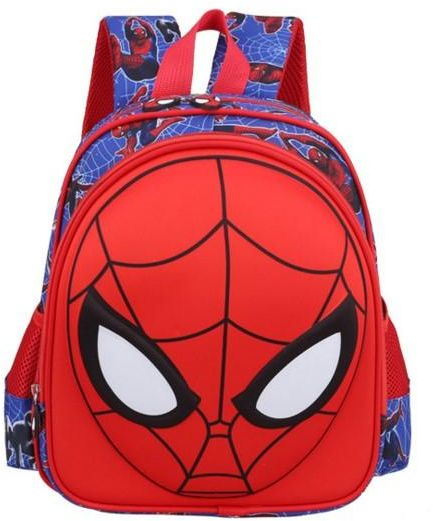 28cf07150b Waterproof Cute 3D Spiderman Children Backpacks Baby School Bags For Boys  Cartoon Backpack Kids -xx