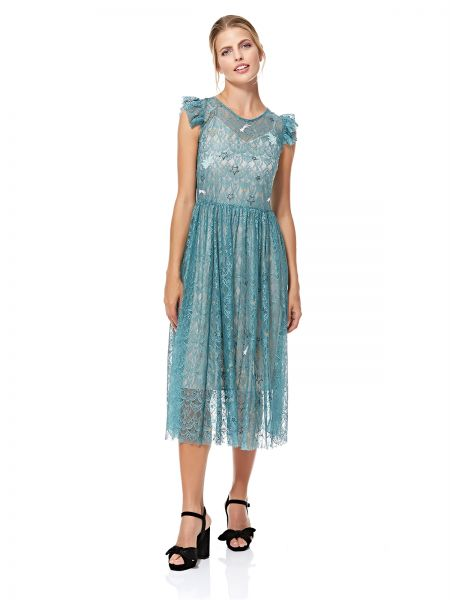 af295b99adeed Koton Straight Dress for Women - Green | KSA | Souq