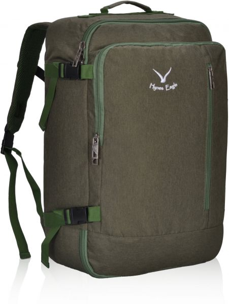 79dadcb3a41d Hynes Eagle 38L Flight Approved Weekender Carry on Backpack