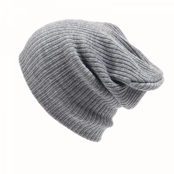 d920cbc9 Grey Beanie & Bobble Hat For Unisex | Souq - UAE