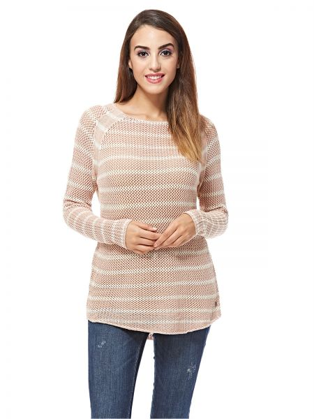 a1800f4f0c Tom Tailor Pullover Top for Women - Rose | Souq - UAE