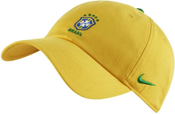 Nike Brasil CBF 86 Adjustable Football Cap  6ad644cc85e