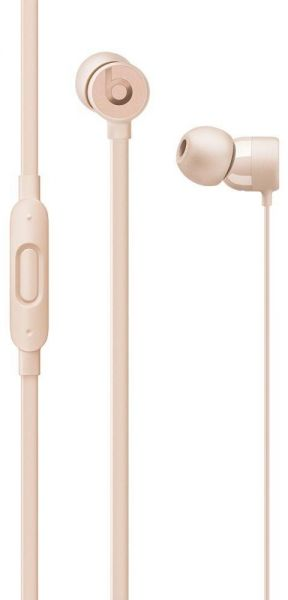 Beats Urbeats 3 Earphone With Lightning Connector - Matte Gold ... c9aad2c7bf
