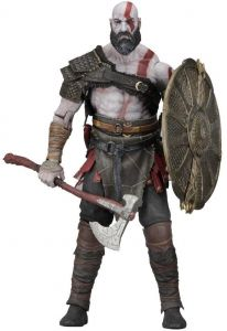 Neca God Of War 1 4 Scale Action Figure Kratos