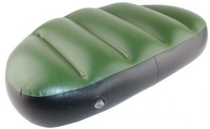 b086559d9c1b9 Green PVC Inflatable Seat Air Mat 45x35x10 cm Waterproof Inflatable Boat  Fishing Boat Outdoor Inflatable Seat Pillow