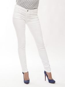 9977ecfaabe3 Armani Jeans Skinny Jeans for Women - White