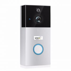 201139d41aba7 Nano Classic Wireless WiFi Video Doorbell Smart HD 2.4G Phone Remote PIR  motion With Two-way Talk Home Security