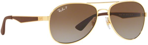 aec14657da8 Ray-Ban Aviator Men s Sunglasses - RB 3549-001 T5 - 61-16-145mm ...