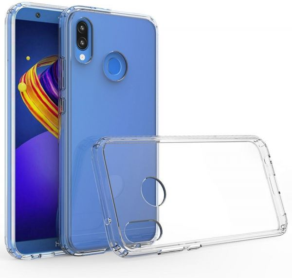 on sale 59c9d 4bd41 Clear Case Cover for Huawei P20 Lite - Transparent