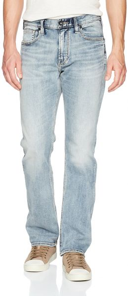 a5fd971d Silver Jeans Men's CO Grayson Easy Fit Straight Leg Dark Rinse, Blue,  30x32. by Silver Jeans Co., Pants - Be the first to rate this product