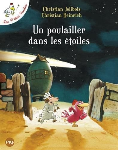 9782266153461: poulailler dans les etoiles (english and french.