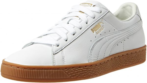 d3f0b10e7b6 Puma Basket Classic Gum Deluxe Sneaker For Men. by Puma
