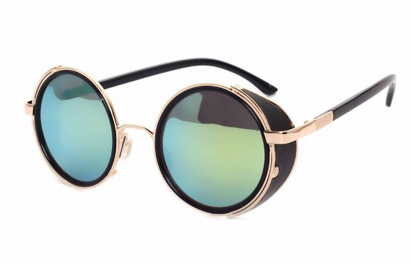 Retro Round Frame Sunglasses Women Men Eyewear Sun Glasses Mens ...