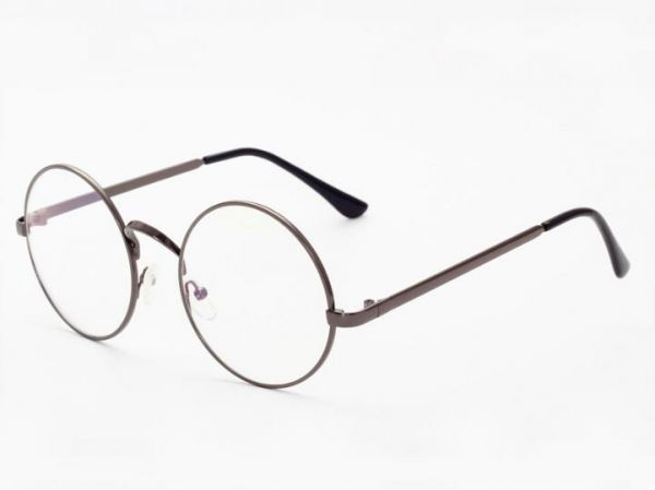 443c9af71d3 Frame Eyewear Round Fashion Design Clear Lens Eyeglasses for Men and Women